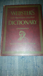 Websters Dictionary Unabridged  **REDUCED**