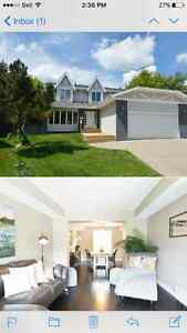 Luxurious Detached Single Family 5 Bedroom home.