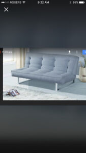 Daybed Futon Sofa Bed Klick Klack Couch