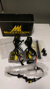 McCulloch HID conversion kit