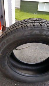 Tire for sale good year only have 1