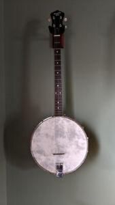 Banjo 4 cordes
