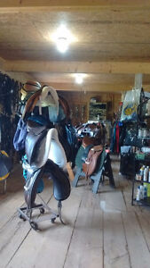 Moonstone saddle up tack shop and Stable