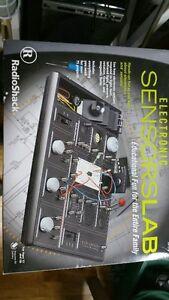 Electronic Sensor Lab from Radio Shack