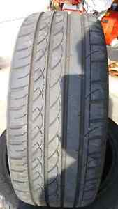 MINERVA REDAIL F1O5 TIRES 215/45/17 Kitchener / Waterloo Kitchener Area image 1