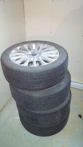 Mag avec pneu