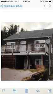 3 Bedroom Lower Duplex Available October 1, 2016