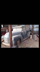 Wanted 1947-1954 Chevrolet 1/2 ton