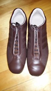 Men's Piolet II Porsche Design Athletic Shoe - Size 12.5