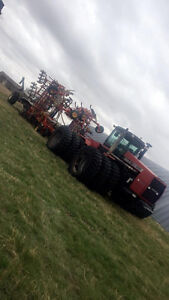 Tractor & Air Drill Package Deal