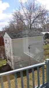Shed to give Away !!    Please Read