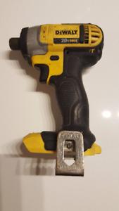 Used Dewalt 20v Impact Driver