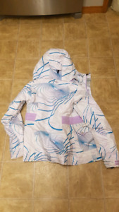 Oakley ladies size small snowboard pants and size xs jacket