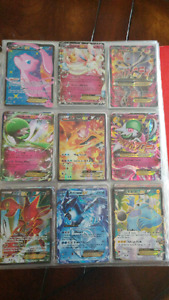 363 Pokemon cards for trade