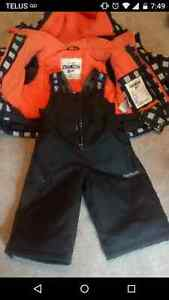 12 month Osh Gosh snow suit