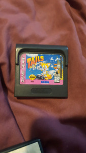 tails adventure sega game gear sale or trade