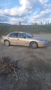 2004 pontiac sunfire [parts]