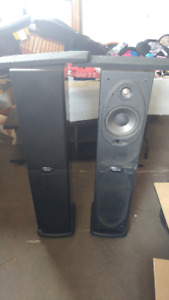 Polk Audio Tower Speakers
