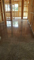 Polished Concrete< Epoxy Coatings and Floor prep!!!