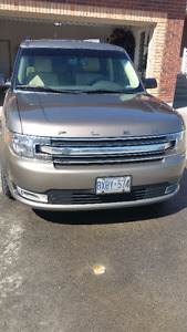 2013 Ford Flex SEL AWD 110000kms