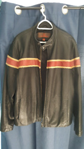 For sale 2 men's leather jackets