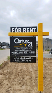 Big brand new house for rent in Fonthill