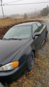 2003 Pontiac Grand Am (for parts)