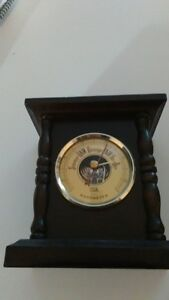 Vintage Danish Table/Desk OTA Inch Barometer Kitchener / Waterloo Kitchener Area image 1