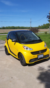 2013 smart car SPECIAL EDITION (city flame)