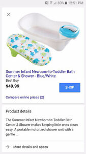 Summer Infant - Toddler Spa tub Peterborough Peterborough Area image 3
