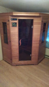 Far-North Infrared Sauna