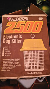 bug ( zapper) killer  electic 2500