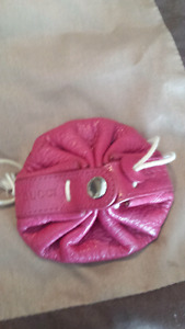 GUCCI Coin Purse (Fuchsia )