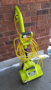 Ryobi electric snow blower-shovel