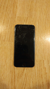 Iphone 6 - 64gb - Space Grey and Black