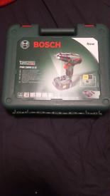 New Bosch drill