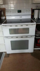 Convection Oven/Overhead Microwave