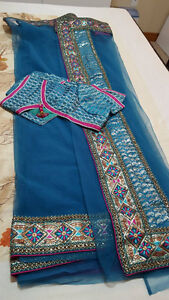 Indian Party Wear Fancy Sarees and Ladies suits Windsor Region Ontario image 8