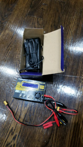 Turnigy Battery Charger and balancer - 50 watts (6amps)