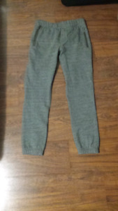 Roots canada women grey sweatpants