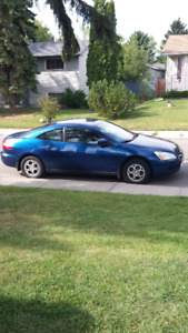 2003 Honda Accord Coupe (2 door)