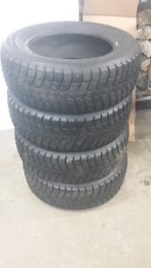 225 16 R16  Winter Tires For Sale Set Of 4