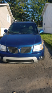 Pontiac Torrent  AWD V6 2009