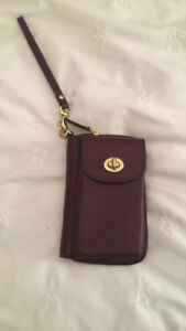 Coach Wristlet Wallet- never been used