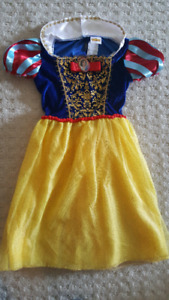 Licensed Disney Princess Snow white Costume