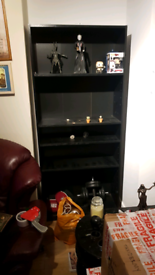 Cabinets and bookcases