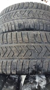"Set of 4-235/45/19"" Tires"