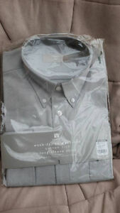 From Woolworths long sleeve shirt, - top quality