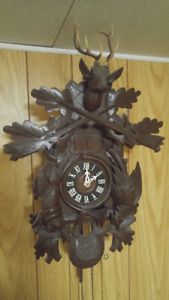 German Cuckco Clock
