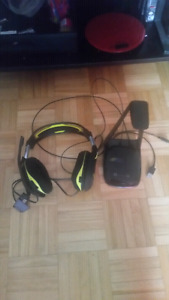 ASTRO A50 gaming head set (For xbox one/pc/ps4)